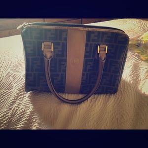 Vintage Fendi Boston bag